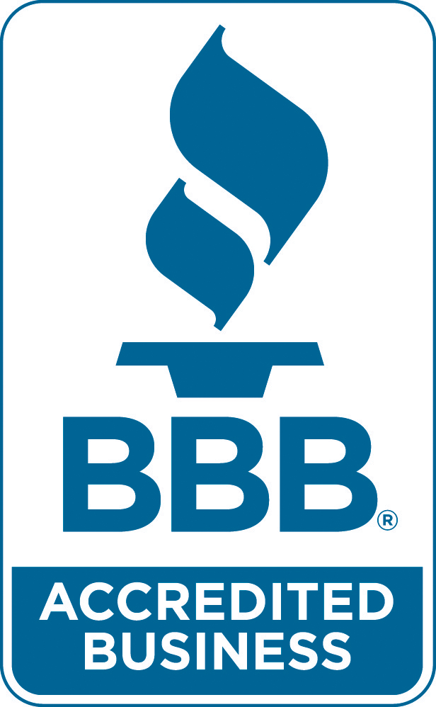 We have been a member of BBB since 2009 and have an A+ rating.